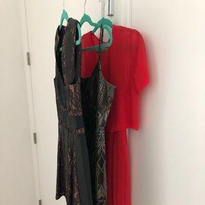 BCBG blowout SALE! 3 dresses all size 6